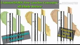 I-Amster DAMN Concealer Review
