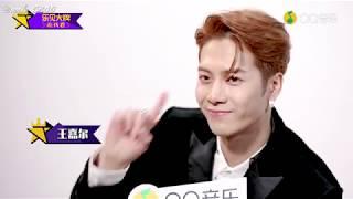 [Eng Sub] 181110 GOT7 Jackson's interview with QQ Music Yue Jian Da Pai