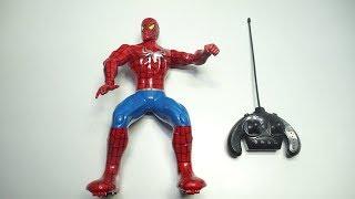RC Marvel Avenger Spiderman Robot for Kids