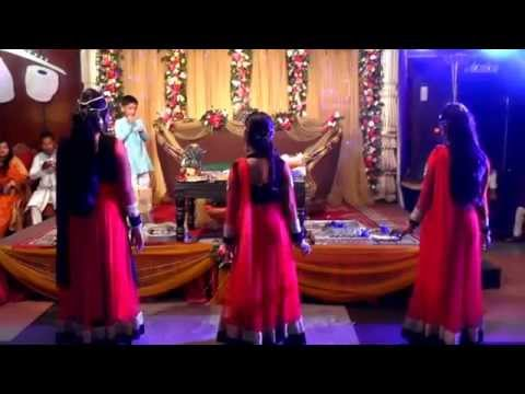 Haldi Dance Of Rahat & Porna video
