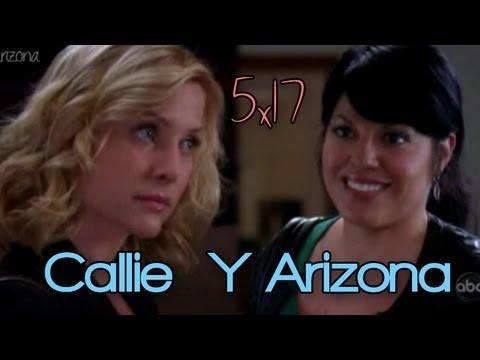 Callie And Arizona 2013 Callie y Arizona 5x17 Sub