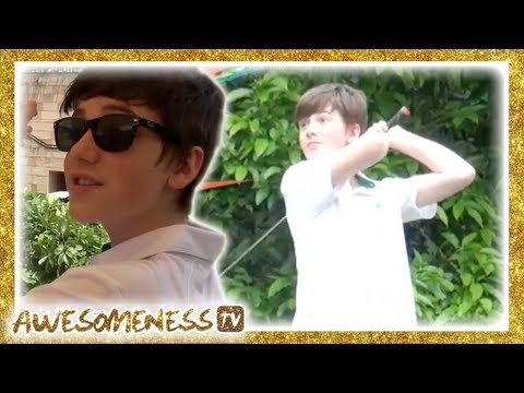 Golfing with Greyson - Greyson Chance Takeover Ep. 12