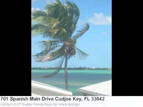 Cudjoe Key, Fl Real Estate For Sale-This Cute 2 Bedroom, 2 B
