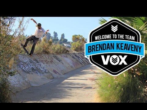 Welcome to VOX - Brendan Keaveny