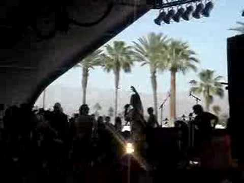 Does It Offend You, Yeah? - We Are Rockstars  Coachella 2008