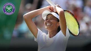 Simona Halep vs Su-Wei Hsieh 3R Highlights | Wimbledon 2018