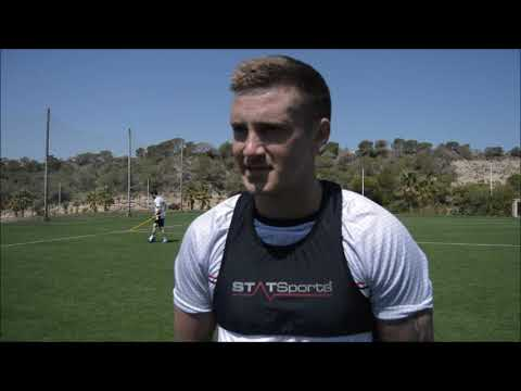 📽️ DFCTV   Patrick McEleney Interview