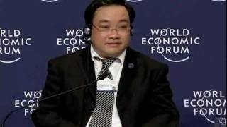 Mr. Hoang Trung Hai at Dalian 2009 - Redesigning Asia's Growth Model 2-2