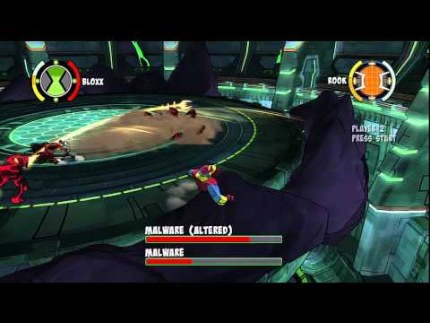 10-3 Two Malwares... No Waiting Part 3 [Ben 10: Omniverse]