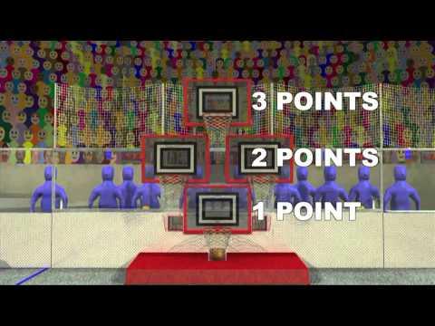 2012 Game Animation - Rebound Rumble