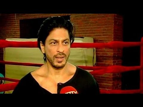 Shah Rukh Khan on Lokpal