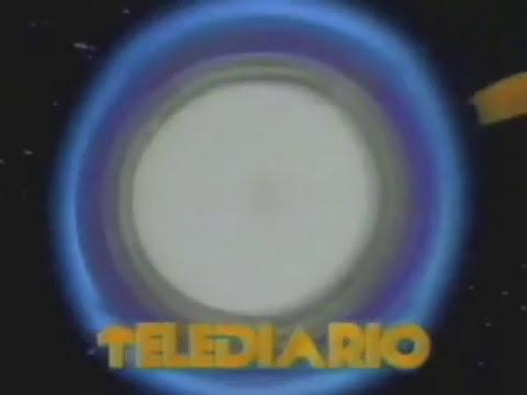 Recopilación de las cabeceras del Telediario de TVE1 (1965-1990)