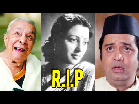 Suchitra Sen, Zohra Sehgal, Deven Verma | Bollywood Celebrities Who Died in 2014