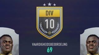 IK WIL WEG UIT DIVISIE 10...