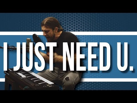 I Just Need U. // TobyMac // Cover