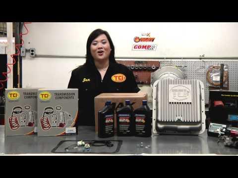 TCI® 700R4 2004R Universal Transmission Lock-Up Kit