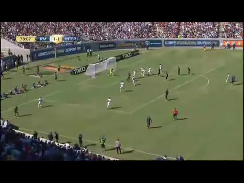 Real Madrid-Inter 1-1 (2-3 d.c.r) Guinnes Cup Sky