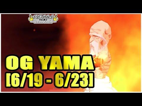 🏆🏆[6/19 - 6/23] OG YAMA + ULQ SUPPORT - GUILD QUEST 🏆🏆 Bleach Brave Souls
