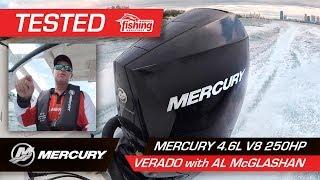 Mercury 4.6L V8 Outboard   Al McGlashan Review