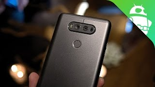 5 best features of the LG V20