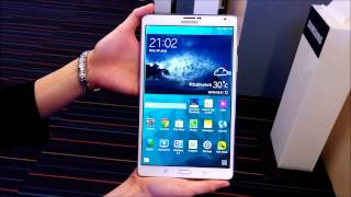 [ Hands-On ] : Samsung Galaxy Tab S 8.4 (TH/ไทย)