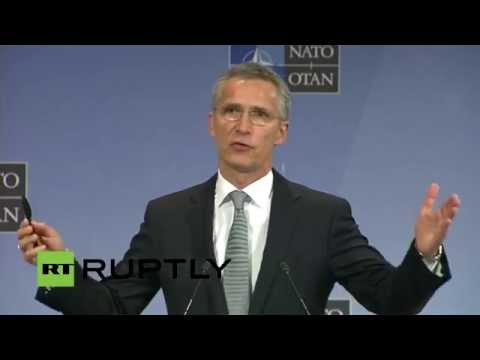 LIVE: NATO defence ministers meet in Brussels: Press conference