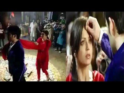 New !! Rk & Madhubala's 4 Wedding Pheras In Madhubala Ek Ishq Ek Junoon 2nd August 2012 video
