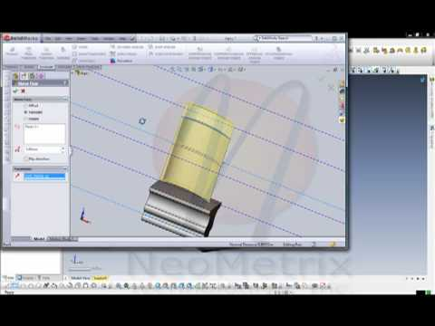 Live Transfer from Rapidform to Solidworks.mp4