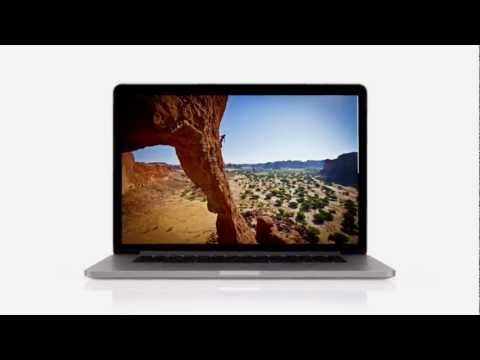 New Apple 2012 Macbook Pro Retina 13 inch & 15 inch (Overview & Features)