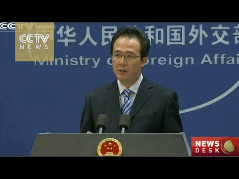 China cautions Japan for remarks on border row with India
