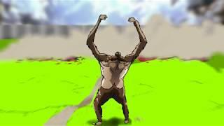 Fan animation - Shingeki no kyojin 81