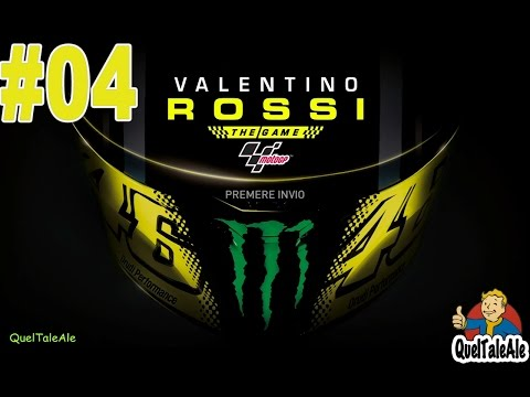Valentino Rossi The Game - Gameplay ITA - Carriera#04 - Inizia il campionato