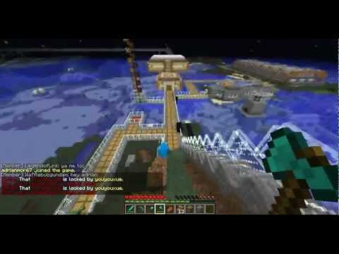 Minecraft Griefing - Protect Yo Sheeit