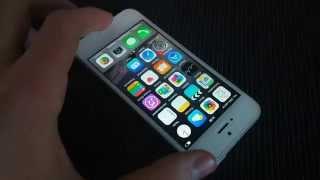 ЖЕСТКАЯ ПЕРЕЗАГРУЗКА (HARD RESET) IPHONE 5, ПОДХОДИТ ДЛЯ ВСЕХ АЙФОНОВ И АЙАПАДОВ
