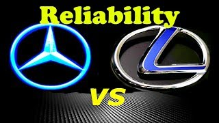 Lexus Vs Mercedes Reliability - Who Wins!?