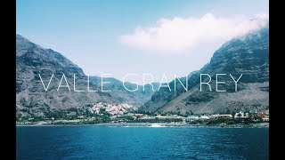 Valle Gran Rey: Beaches, Points of Interest and Hiking (2017)