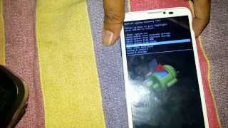 Micromax Canvas A111 Hard Reset