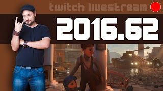 Livestream 2016 #62 - News, Lily, Story Path Of Destiny