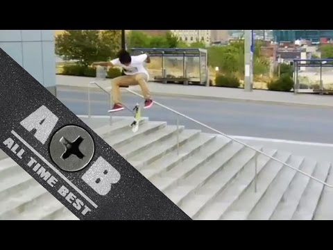 Best Hardflip Of All Time!!! - ATB Ep. 5 - Sean Malto, Luan Oliveira, Bryan Herman