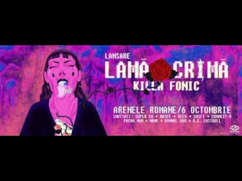 Killa Fonic - Pietrificat feat. Shift (live -lansare lama crima)