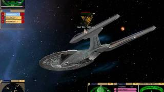 Bridge Commander Part 1_ Sovereign Vs Romulans and the Gua'uld