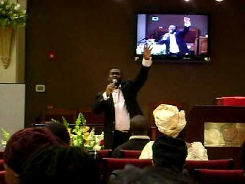 Wale Adenuga Performing At The Cac The House Of Praise video