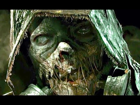 Batman Arkham Knight Gameplay - Scarecrow Reveal
