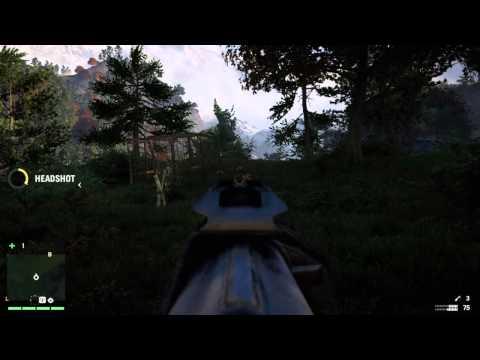 Far Cry® 4 Tiger kills Goat