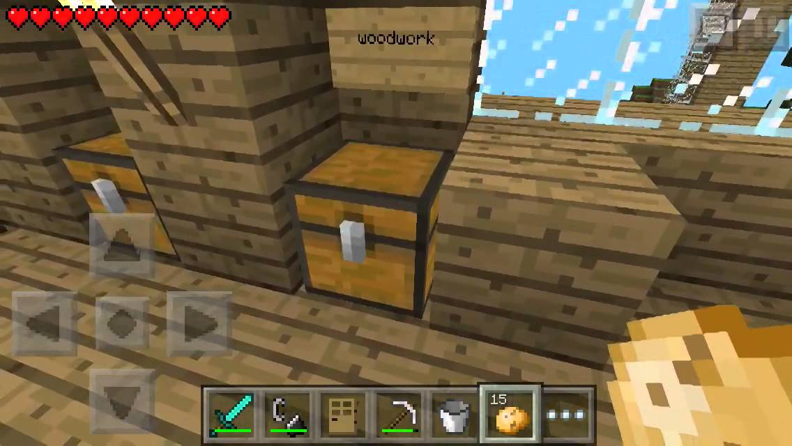 Minecraft Pocket Edition 0.8.1 Let's Play - Part 59 - YouTube