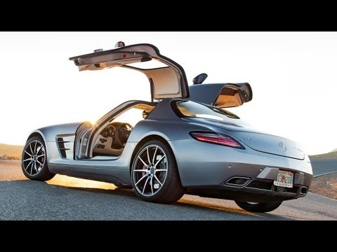 Mercedes SLS AMG GT Debate! Plus the BMW / Toyota Tie Up & CLA Debut - Wide Open Throttle Episode 53