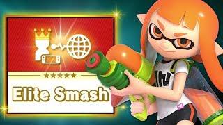 ELITE SMASH! 1v1 Ranked 540,000+ GSP Inkling Main — Super Smash Bros Ultimate