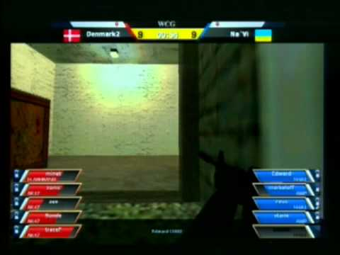 Na`Vi vs mTw Grand Final WCG 2010 @de_train