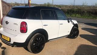 2015 MINI COUNTRYMAN 1.6 COOPER D ALL4 BUSINESS FOR SALE | CAR REVIEW VLOG