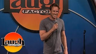 Monty Franklin - Girls Being Scared (Stand Up Comedy)